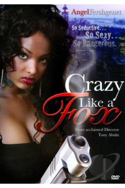 Crazy Like A Fox DVD Cover Art
