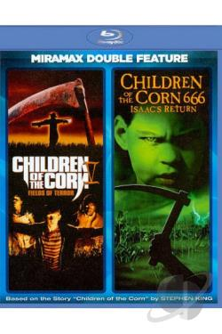 Children of the Corn V: Fields of Terror/Children of the Corn 666: Isaac's Return BRAY Cover Art