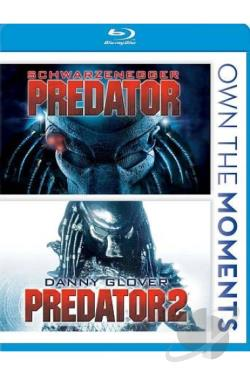 Predator - The Box Set BRAY Cover Art