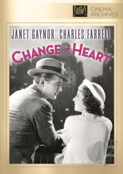 Change of Heart DVD Cover Art
