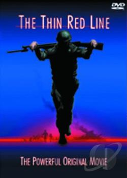 Thin Red Line DVD Cover Art