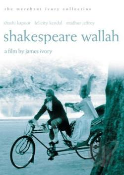 Shakespeare Wallah DVD Cover Art