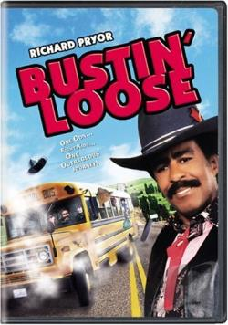 Bustin' Loose DVD Cover Art
