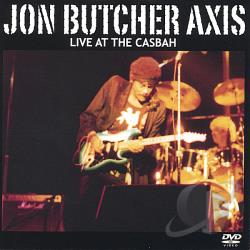 Jon Butcher Axis: Live at the Casbah DVD Cover Art