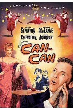 Can-Can DVD Cover Art