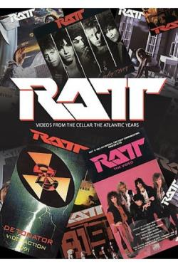 Ratt - Videos From The Cellar: The Atlantic Years DVD Cover Art