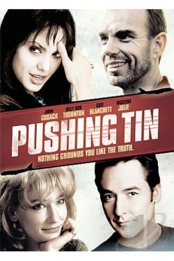 Pushing Tin DVD Cover Art