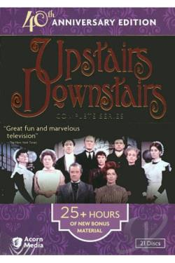 Upstairs Downstairs - The Complete Series DVD Cover Art