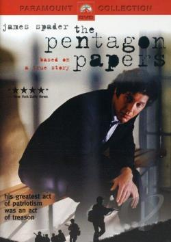 Pentagon Papers DVD Cover Art