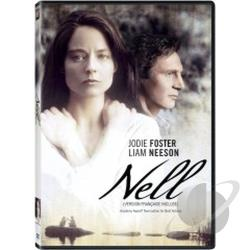 Nell DVD Cover Art