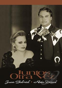 Juntos Otra Ves DVD Cover Art