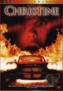 Christine DVD Cover Art