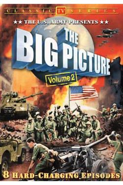 Big Picture - Vol. 2 DVD Cover Art