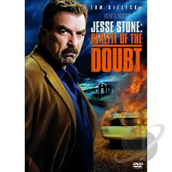 Jesse Stone: Benefit of the Doubt DVD Cover Art