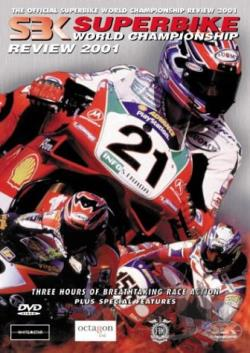 2001 World Superbike Review DVD Cover Art