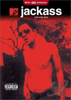Jackass - Vol. 2 DVD Cover Art