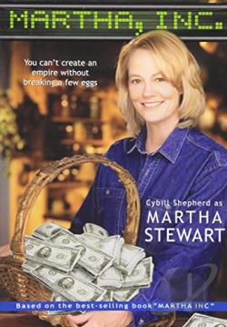 Martha, Inc. DVD Cover Art