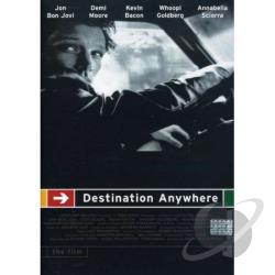Jon Bon Jovi - Destination Anywhere DVD Cover Art