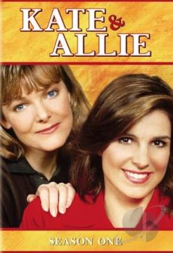 Kate & Allie - The Complete First Season DVD Cover Art