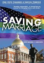 Saving Marriage DVD Cover Art