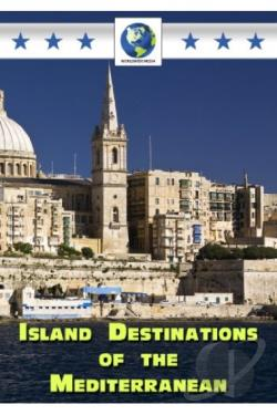 Island Destinations of the Mediterranean DVD Cover Art