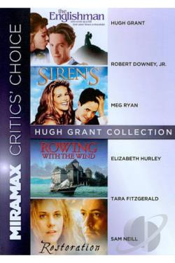 Hugh Grant Collection DVD Cover Art