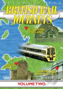 British Rail Journeys, Vol. 2 DVD Cover Art