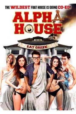 Alpha House DVD Cover Art