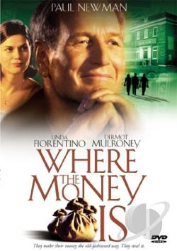 Where The Money Is DVD Cover Art