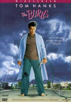 Burbs DVD Cover Art