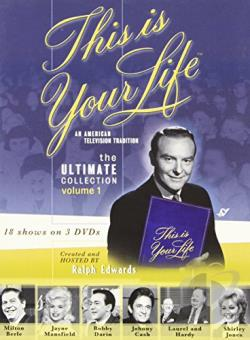 This Is Your Life - Ultimate Collection DVD Cover Art