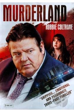 Murderland DVD Cover Art