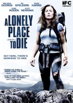 Lonely Place to Die DVD Cover Art