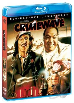 Crimewave BRAY Cover Art