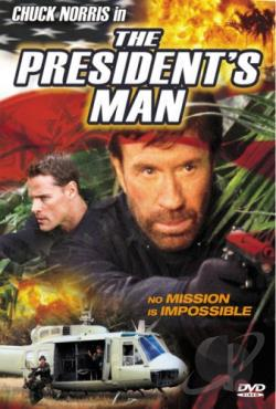 President's Man DVD Cover Art