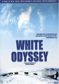 White Odyssey DVD Cover Art