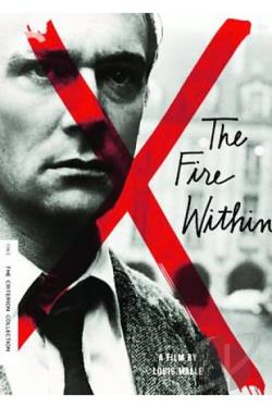 Fire Within DVD Cover Art