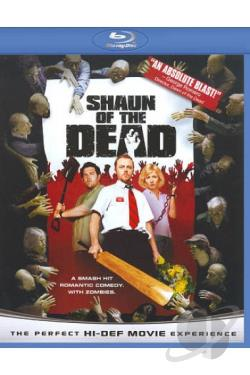 Shaun of the Dead BRAY Cover Art
