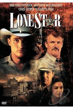 Lone Star DVD Cover Art