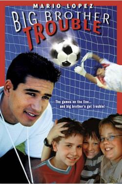 Big Brother Trouble DVD Cover Art
