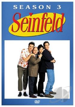 Seinfeld - The Complete Third Season DVD Cover Art