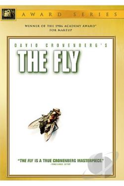 Fly DVD Cover Art