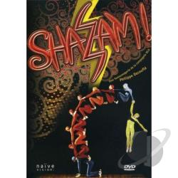 Shazam! (Pal/Region 0) DVD Cover Art