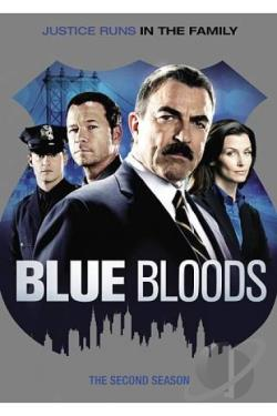 Blue Bloods: The Second Season DVD Cover Art