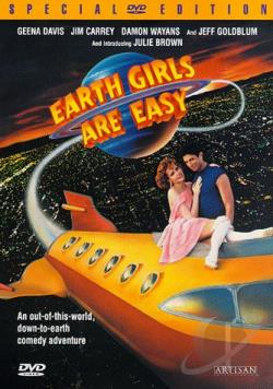 Earth Girls are Easy DVD Cover Art