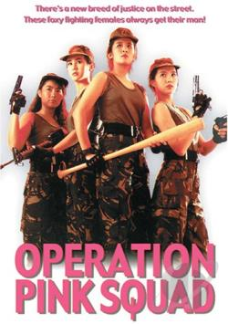 Operation Pink Squad DVD Cover Art
