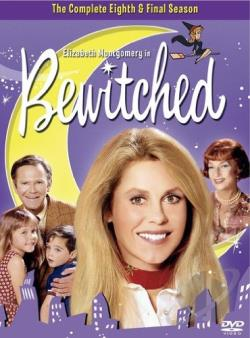 Bewitched - The Complete Eighth Season DVD Cover Art