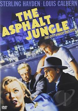 Asphalt Jungle DVD Cover Art