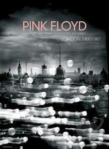 Pink Floyd - London 1966-1967 DVD Cover Art