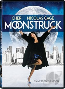 Moonstruck DVD Cover Art